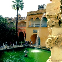 Real Alcazar - Sevilla, Spain