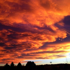 Sunset - Denver, Colorado