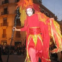 Carnaval in Sitges, Spain