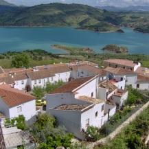 Ruta de los Pueblos Blancos, Andalucía, Spain