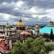 Basilica de Guadalupe, Mexico DF