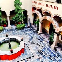 Hotel Quinta Real, Puebla, Mexico