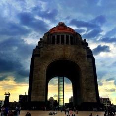 Monumento de la Revolucion, Mexico CIty