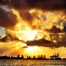 Brickell Key, Miami